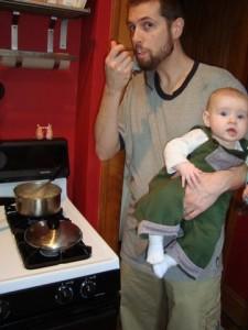 making poutine